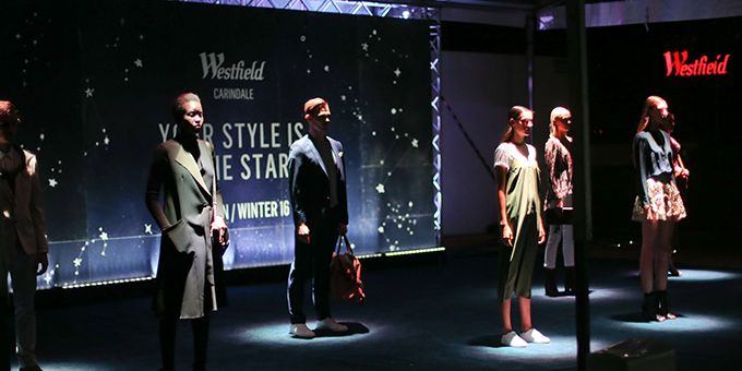 Westfield Carindale Autumn Winter 2016 Event