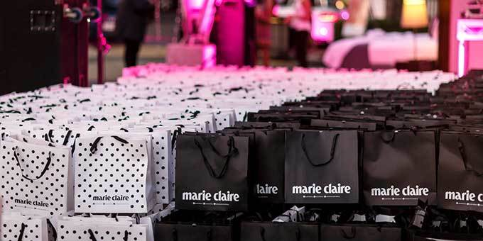 Debbie who? marie claire is coming back for round two of their Up Late event that will see James St transformed into a fashionista's dream.