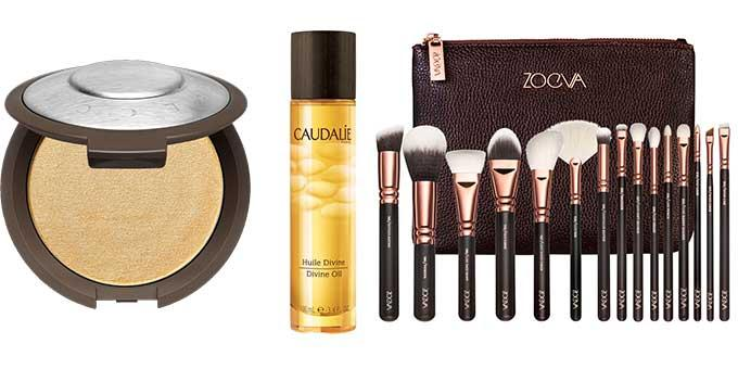 And here are the must-have products on our beauty shopping list.
