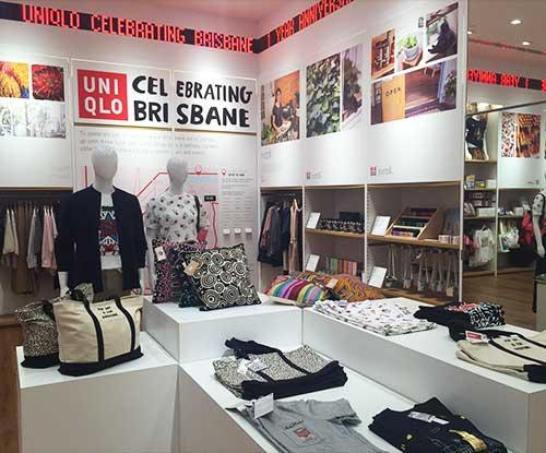 UNIQLO celebrates 1 year with local Brisbane collab