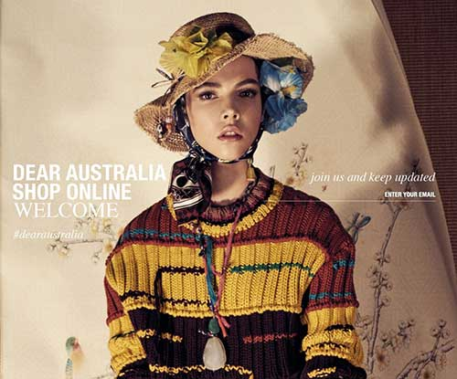 Zara finally launches online store in Australia