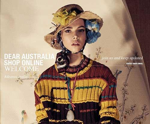 Zara finally launches online store in Australia
