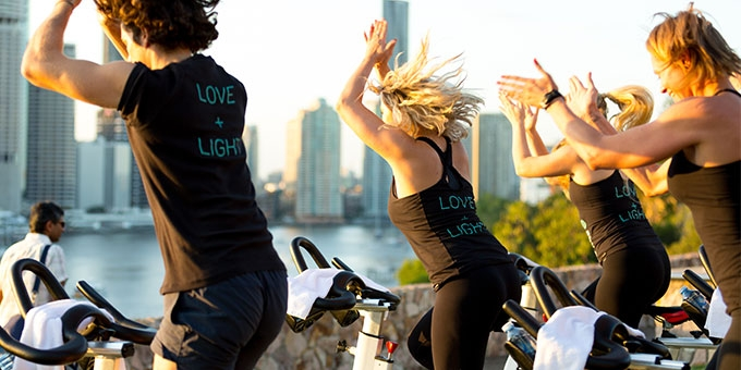 Have you heard about InspireCycle - the new movement that is taking Brisbane by storm?