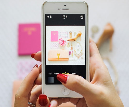The lazy girl's guide to a perfect Instagram feed
