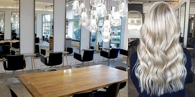 best lighting for a salon. Tellish Hair Studio Is Melbourne\u0027s Best Salon And Blonde Specialist Lighting For A