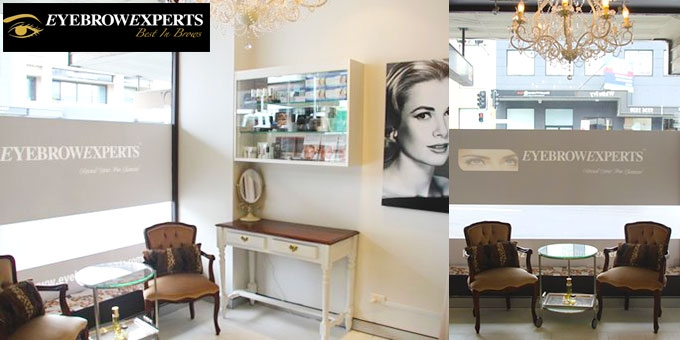 Eyebrow Experts is Sydney's best brow and lash salon