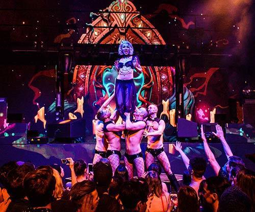 A new evolution in Brisbane nightlife welcomes  EI8HT