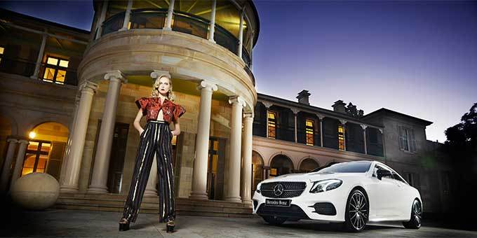 Mercedes-Benz Fashion Festival Brisbane releases new Hero Image