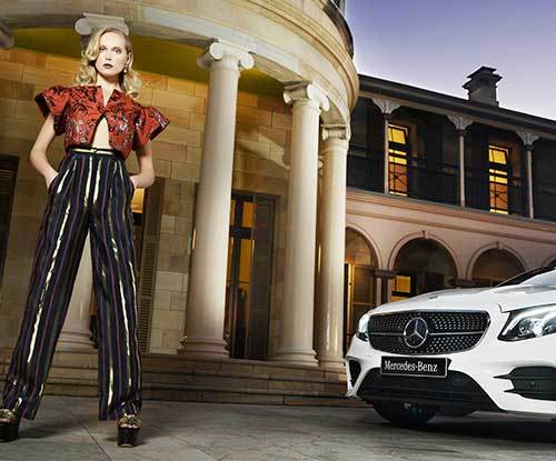 Mercedes-Benz Fashion Festival Brisbane New Image
