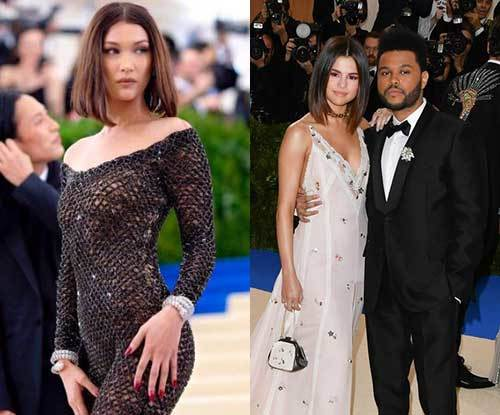 The weird dramas that happened at the 2017 Met Gala