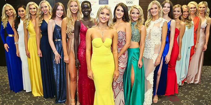 Sixteen of Brisbane's beautiful young women been selected to move on to compete in the Miss World Australia 2017 State Finals. Taylor Curry, Charlotte Cushing, La'Ace De Vries, Holly James, Jaimee Searle, Reilli Portygys, Mary Devg Crisp, Holly Fowler, Emma Hollingsworth, Georgie Cook, Emily Jackson, Erin O'Rourke, Simona Varga, Hanna Berkesi, Phoebe Phillips and Hillary Van Herwarden