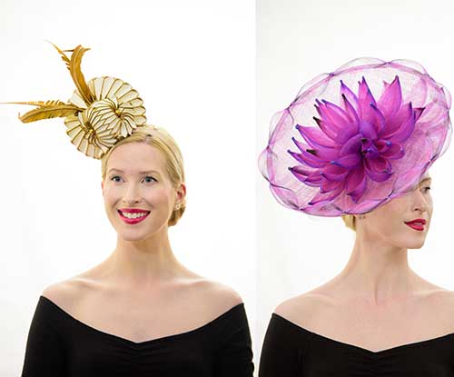 Sandy Aslett Milliner is a head above the rest