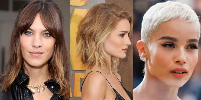 What hair trends will you be sporting this 2018 Autumn/Winter season?