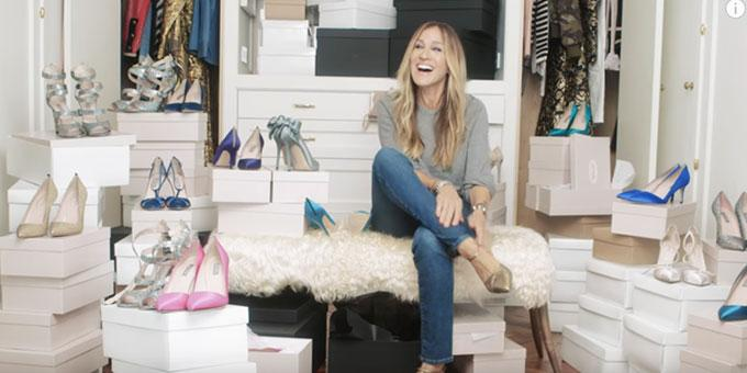 Sarah Jessica Parker reveals she has a disappointing closet
