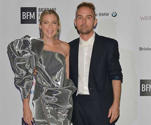 Best Dressed at BFM Finale Gala wears House of Ezis