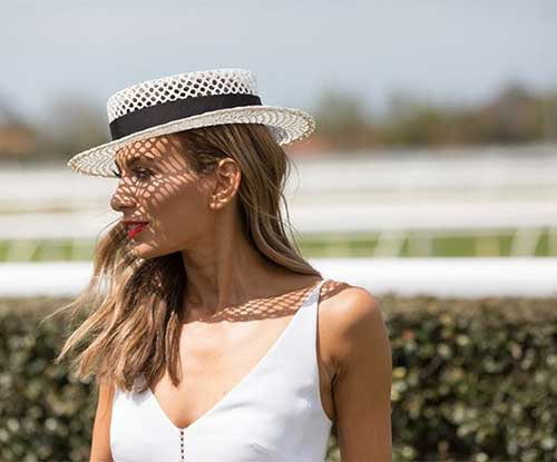 A day at Royal Randwick combines sport with fashion