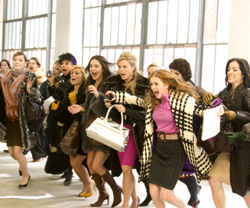 How to survive a shopping spree like a pro