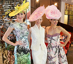 Spring Racing Millinery Presented by The Hat Box