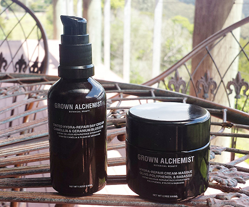 Grown Alchemist Hydra-Repair skincare duo review