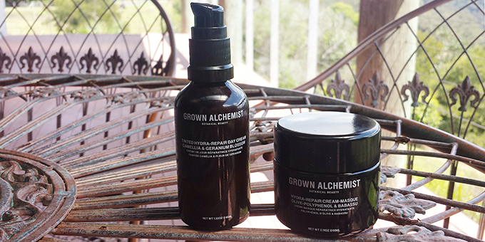 grown alchemist hydra repair skincare duo review beauty reviews grown alchemist hydra repair skincare duo review