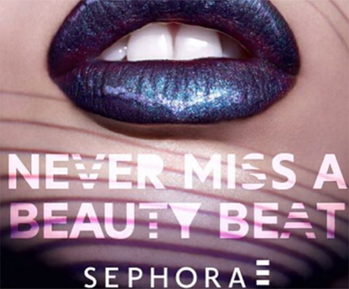 Australians rejoice as Sephora offers online shopping!
