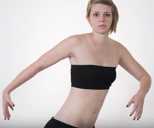 1 body 126 Photoshopped images show the diverse expectations of 'beauty'