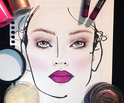 Renowned makeup artist Carol Mackie talks top beauty trends