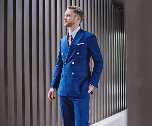 How to buy the perfect suit with George & King