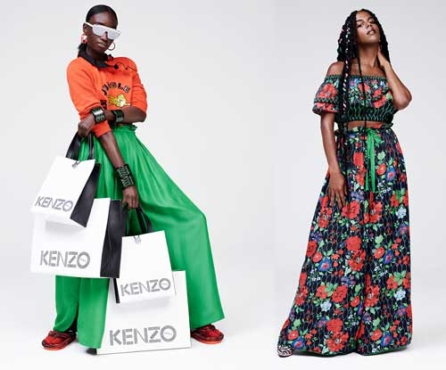 ALERT: Kenzo x H&M reveals full collection
