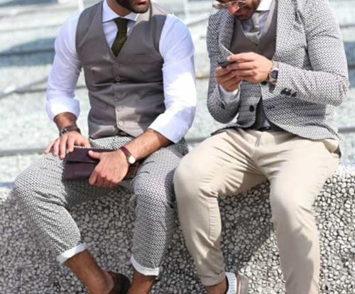 Fashion 101: menswear rules you need to know