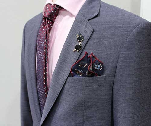 Suit trends, tips & tricks with The Fitting Room