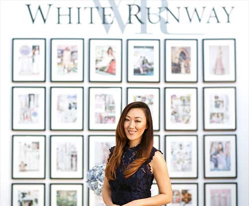 Business babes: White Runway's Rebecca Lau-Marsh