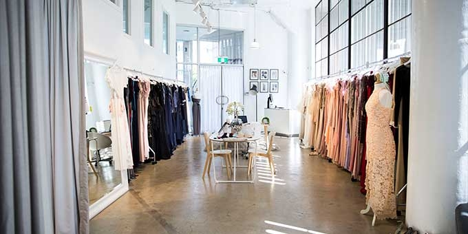 Rebecca Lau-Marsh, Founder of White Runway talks banish of bad bridesmaid dresses