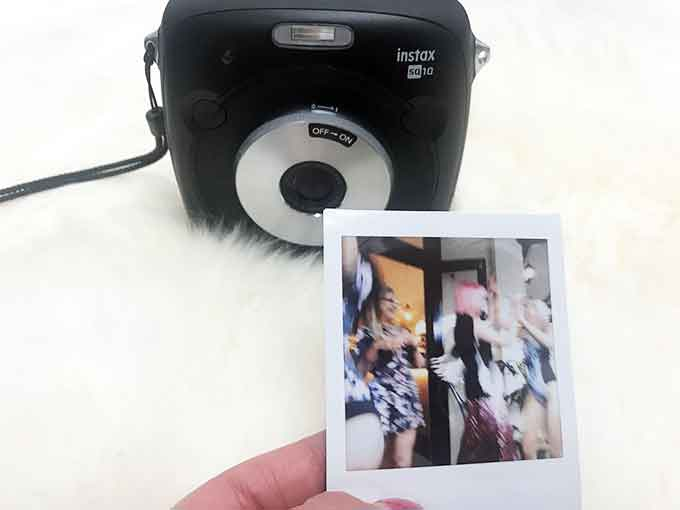 Does the FUJIFILM instax SQ10 live up to it's expectations?