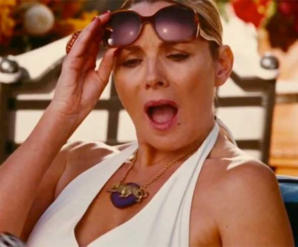 11 Sexpectations only Samantha Jones can teach
