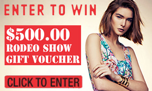 Win a $500.00 Racing Wardrobe from Rodeo Show!