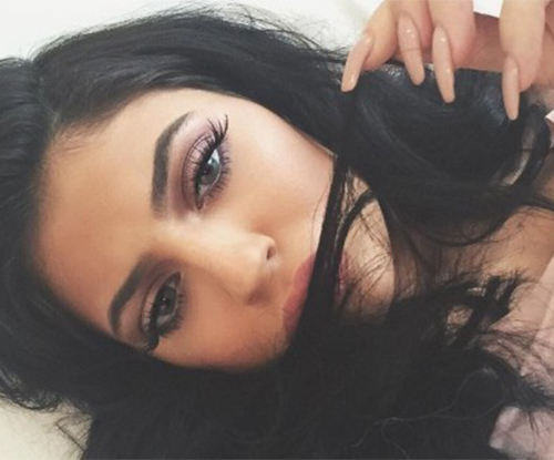Kylie Jenner spills beauty secrets to her flawless look