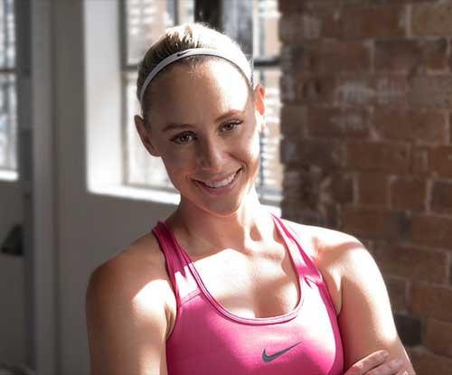 Endurance hero: Bec Wilcock talks booty & fitness