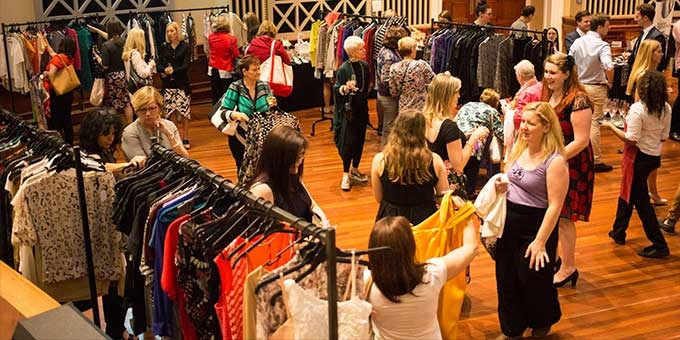 Shopping and bubbly - Suited to Success' Bubbles & Beauties 2016 event certainly put on a stylish affair.