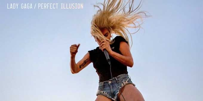 Lady Gaga's new single Perfect Illusion was unexpected, as expected.