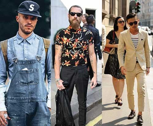 Menswear spring summer 16/17 fashion trends
