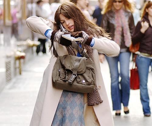 Fashionably eliminate stress at work