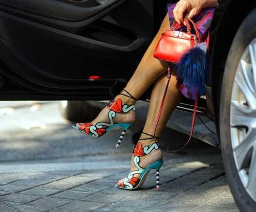 Australian spring summer 16/17 footwear trends