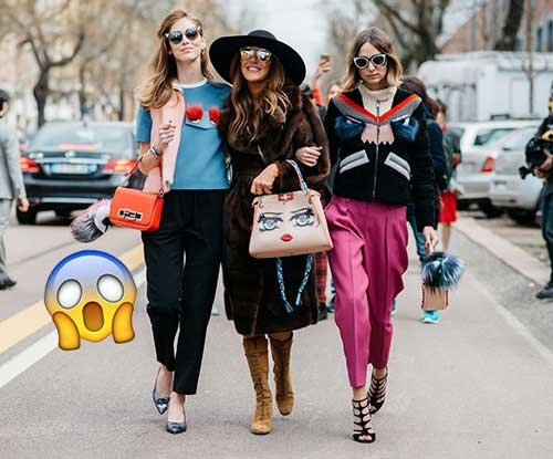 Vogue Editors have flipped out on fashion bloogers
