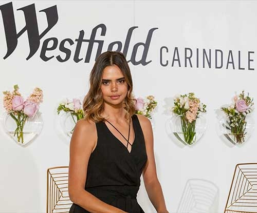Westfield Carindale spring summer 16 launch