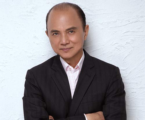 You're Invited to Meet Professor Jimmy Choo!