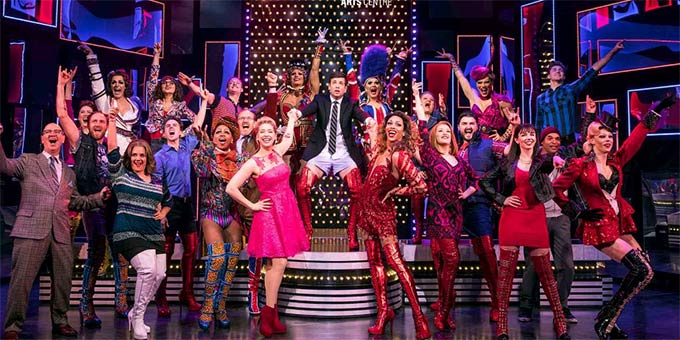 On a quiet Friday night in a few years ago, I was channel surfing and came across a movie called Kinky Boots. It was love at first heel, so naturally I leapt at the chance last week to see and review Kinky Boots the musical in its Brisbane run. And oh, wow, was it worth it!