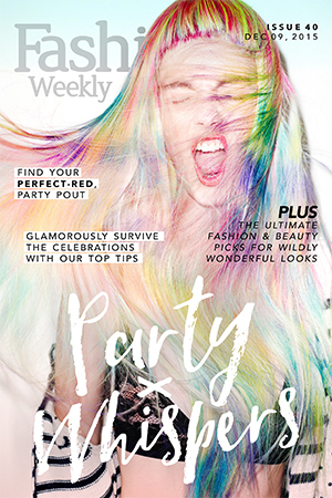Fashion Weekly Issue 40 Party Whispers