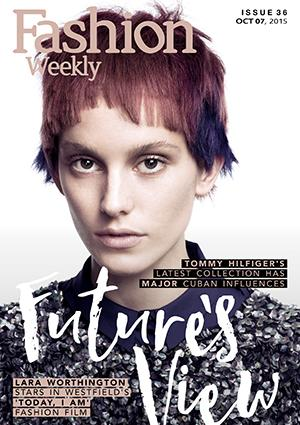 Fashion Weekly Issue 36 Future's View