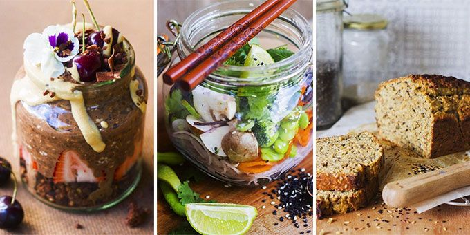 Healthy Instagram accounts to follow for food inspiration